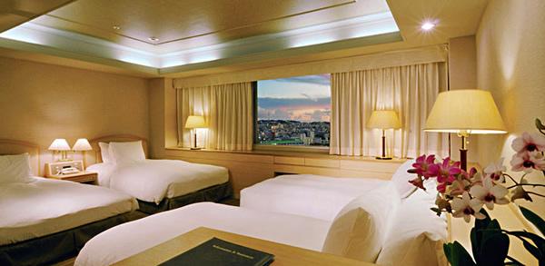 沖縄都ホテル(都ホテルズ&リゾーツ)のファミリールーム