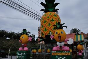 名護パイナップルパーク