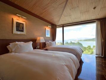 オリエンタルヒルズ沖縄の部屋
