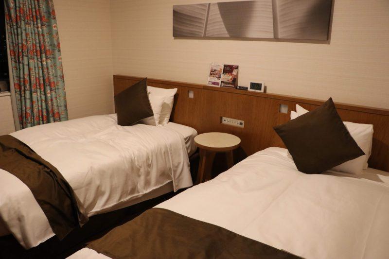 ホテルグレイスリー那覇の部屋