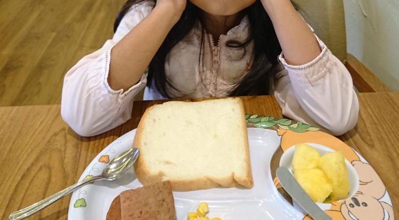 パシフィックホテル那覇の朝食バイキング