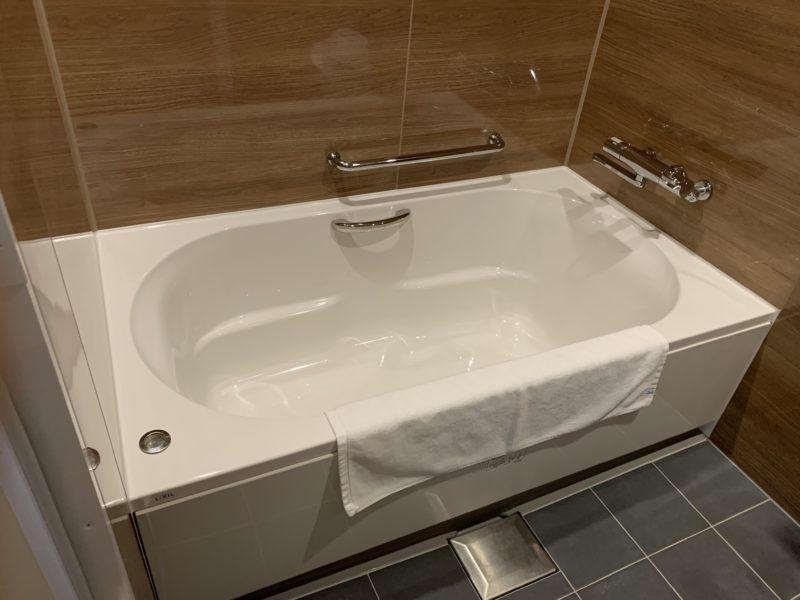 フサキリゾート(サウスウィン・スーペリアツイン)のお風呂浴槽