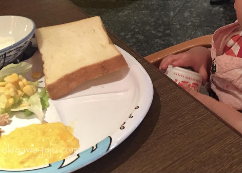 ANAインターコンチネンタルの朝食